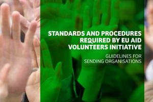 guía ayuda humanitaria voluntariado unión europea