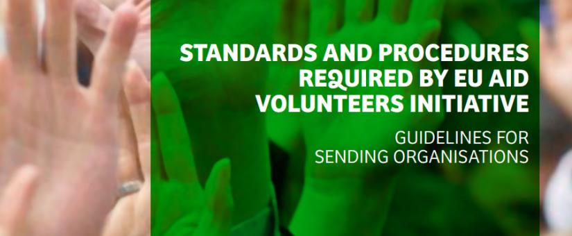 Guía técnica para el envío de voluntarios de ayuda humanitaria de la Unión Europea