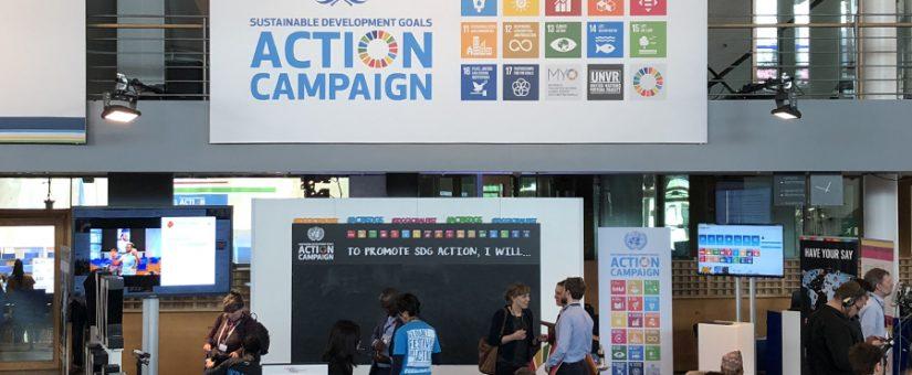 Presentamos #COMPANIES4SDGs en el mayor festival sobre los ODS de Naciones Unidas