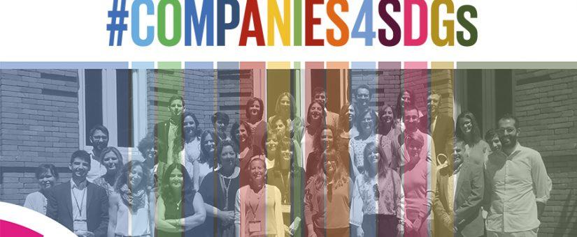 #COMPANIES4SDGs: 18 meses sumando aliados para vivir los ODS