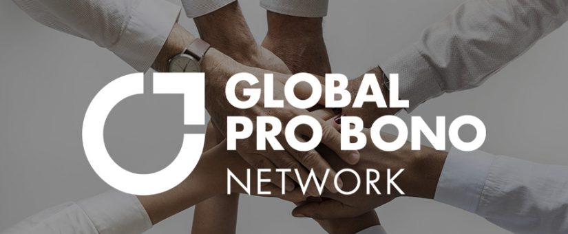 ¡Nos adherimos a la Global Pro Bono Network!