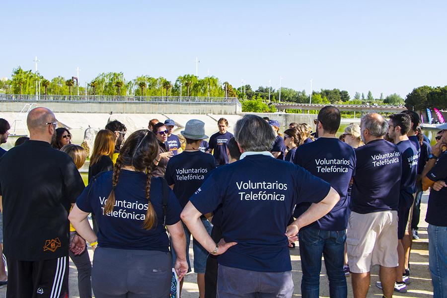Voluntarios-Telefonica