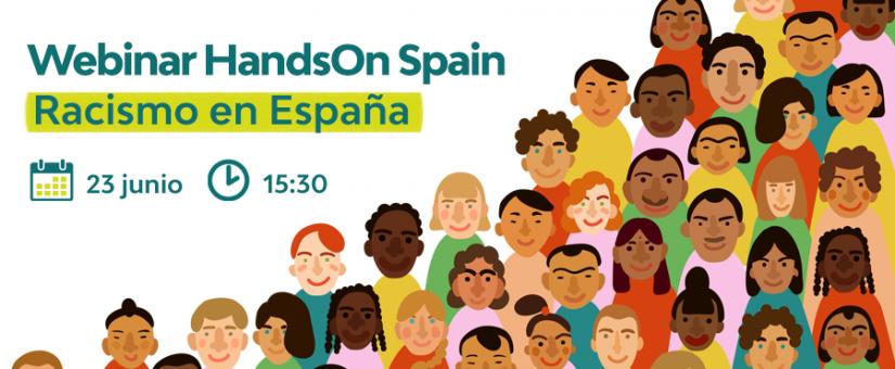 Webinar HandsOn Spain: El racismo en España